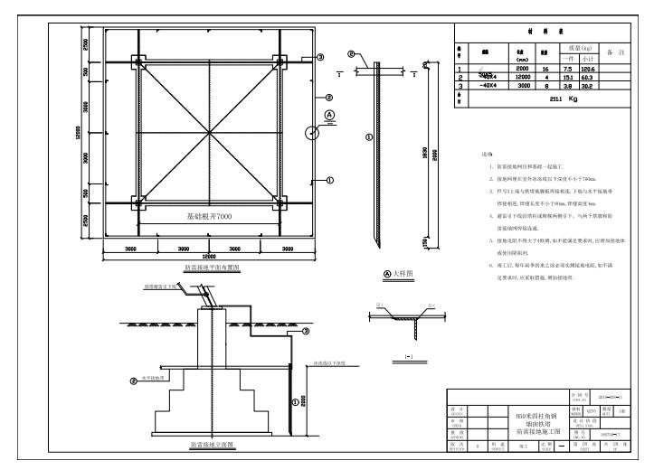 工程施工图