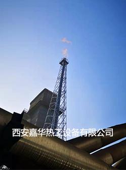 直燃式高炉煤气点火装置